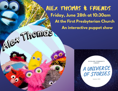 Alex Thomas & Friends