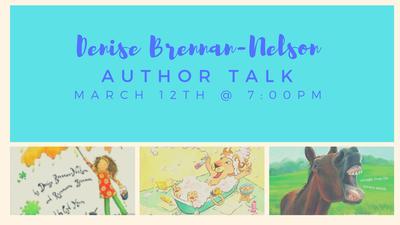 Author Talk: Denise Brennan-Nelson
