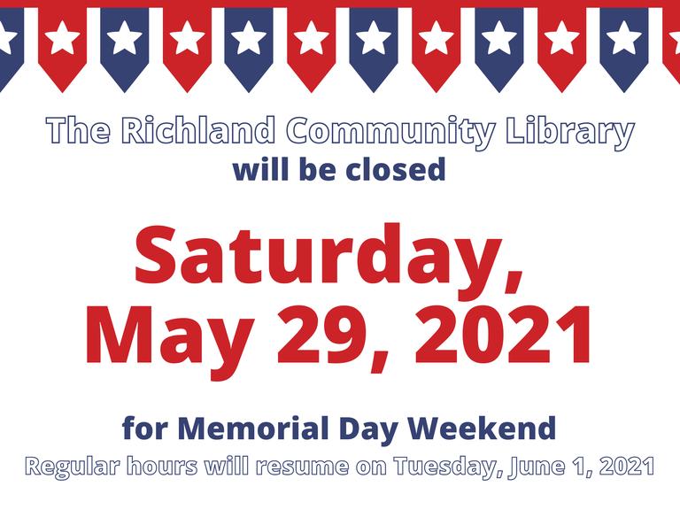 Closed Memorial Weekend Saturday.png