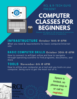 Computer Classes for Beginners