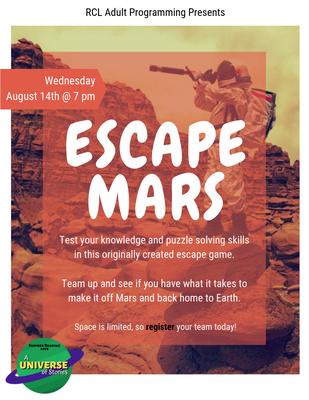 Escape Mars