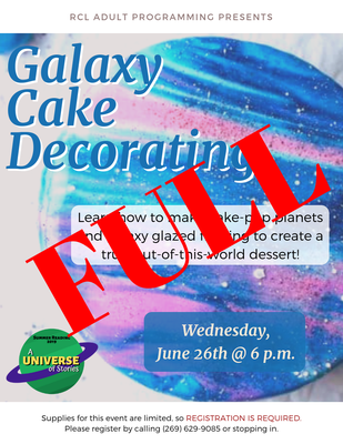 Galaxy Cake Decorating - FULL