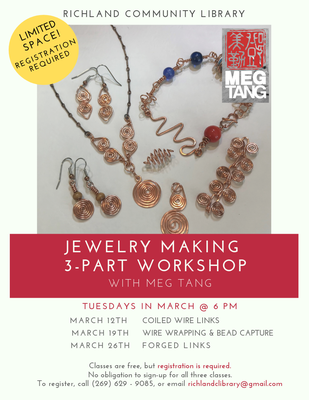 Jewelry Making Workshop