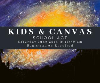 Kids & Canvas: School Age