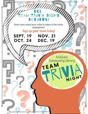 Team Trivia Night