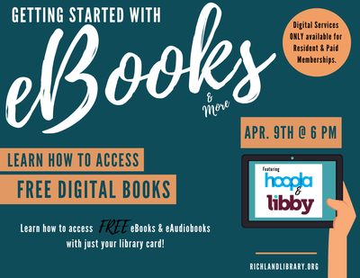 Tech Tuesday: Getting Started with eBooks