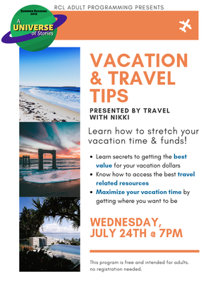 Vacation & Travel Tips